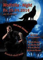 Wolfzilla Night - Hell Over Sissach