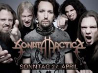 Sonata Arctica - Pariah's Child World Tour im z7