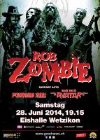 Rob Zombie and more in Wetzikon