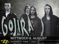 Gojira with Special Guest in Z7