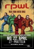 RPWL auf Tales From Outer Space-Tour im Z7