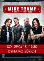 Abgesagt: Mike Tramp & The Band Of Brothers live in Zürich
