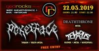 Pokerface – Thrash Metal aus Russland im Redrocks