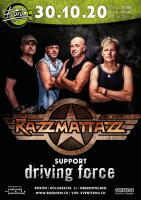 Razzmattazz (DE) I Support: Driving Force (CH)