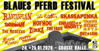 Winter Punk-Festival «Blaues Pferd»